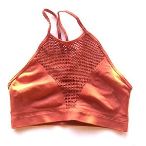 Victoria's Secret • High Neck Mesh Sports Bra